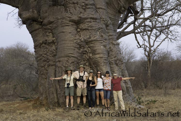 Its not all serious photography on my safaris - we make sure it is fun as well. 2013 had groups of friends and family on safari which always elevates to fun
