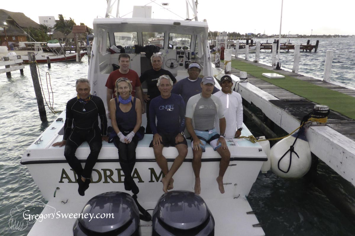 Sailfish Group Trip