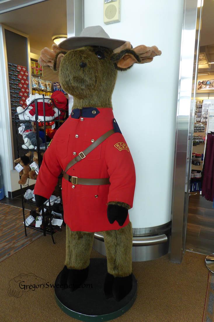 Mounty Moose